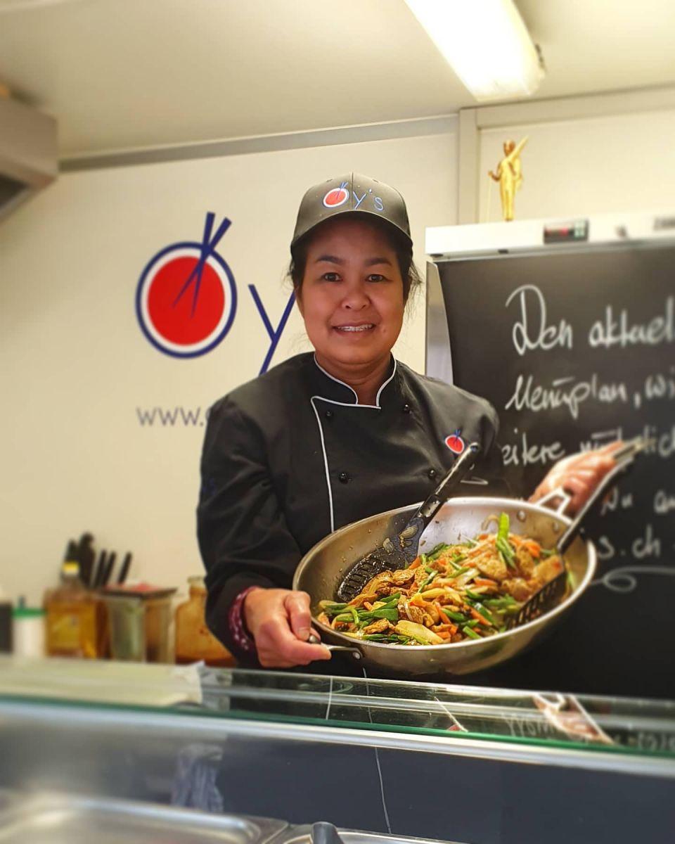 Wir sind wieder am Start ! 🥳 | Oy's Thai Imbiss & Catering